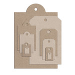 Little B - Cutting Dies - Tags