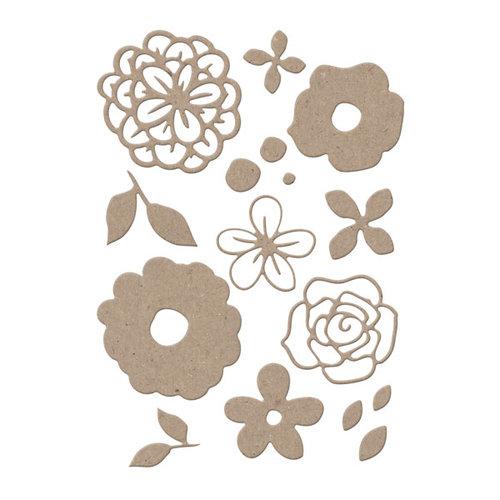Little B - Cutting Dies - Bouquet