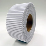 Little B - Corrugate Tape - White - 40mm