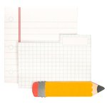 Little B - Decorative Paper Notes - Notepad