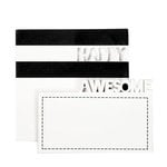 Little B - Decorative Paper Notes - Happy