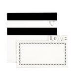 Little B - Decorative Paper Notes - Love