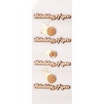 Little B - 3 Dimensional Stickers - Mini - Thinking Of You
