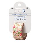 Little B - Decorative Paper Tape - Floral - 25mm
