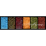 Lindy's Stamp Gang - Embossing Powder - Set - Autumn Leaves