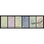 Lindy's Stamp Gang - Embossing Powder - Set - Snow Drift