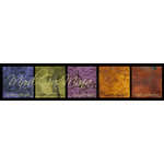 Lindy's Stamp Gang - Magical Set - Powdered Paint - Mardi Gras Mania