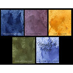 Lindy's Stamp Gang - Starburst Color Shot - Set - Naughty and Nice