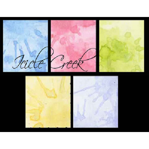 Lindy's Stamp Gang - Starburst Spray - Set - Icicle Creek