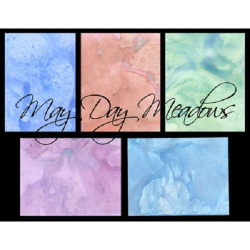Lindy's Stamp Gang - Starburst Spray - Set - May Day Meadows