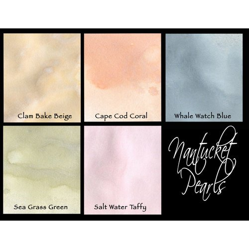 Lindy's Stamp Gang - Starburst Spray - Set - Nantucket Pearls