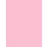 My Colors Cardstock - My Mind's Eye - 8.5 x 11 Heavyweight Cardstock - Ballerina Pink