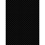 My Colors Cardstock - My Mind's Eye - 8.5 x 11 Mini Dots Cardstock - Black Eyed Susan