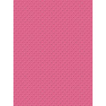 My Colors Cardstock - My Mind's Eye - 8.5 x 11 Mini Dots Cardstock - French Rose