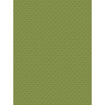 My Colors Cardstock - My Mind's Eye - 8.5 x 11 Mini Dots Cardstock - Beach Grass