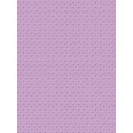 My Colors Cardstock - My Mind's Eye - 8.5 x 11 Mini Dots Cardstock - Lavender