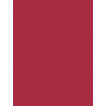 My Colors Cardstock - My Mind's Eye - 8.5 x 11 Canvas Cardstock - Red Cherry