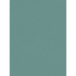 My Colors Cardstock - My Mind's Eye - 8.5 x 11 Canvas Cardstock - Aquamarine
