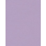 My Colors Cardstock - My Mind's Eye - 8.5 x 11 Canvas Cardstock - Lilac Mist