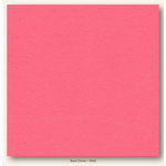 My Colors Cardstock - My Mind's Eye - 12 x 12 Heavyweight Cardstock - Rose Chintz
