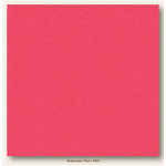 My Colors Cardstock - My Mind's Eye - 12 x 12 Heavyweight Cardstock - Watermelon Pink