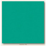 My Colors Cardstock - My Mind's Eye - 12 x 12 Heavyweight Cardstock - Tropical Sea