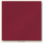 My Colors Cardstock - My Mind's Eye - 12 x 12 Glimmer Cardstock - Exotic Red