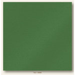 My Colors Cardstock - My Mind's Eye - 12 x 12 Glimmer Cardstock - Fern