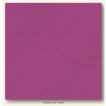 My Colors Cardstock - My Mind's Eye - 12 x 12 Glimmer Cardstock - Amethyst Jewel