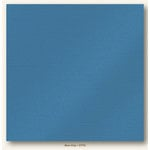 My Colors Cardstock - My Mind's Eye - 12 x 12 Glimmer Cardstock - Blue Chip