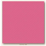My Colors Cardstock - My Mind's Eye - 12 x 12 Mini Dots Cardstock - French Rose