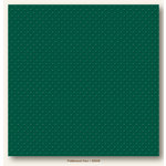 My Colors Cardstock - My Mind's Eye - 12 x 12 Mini Dots Cardstock - Fiddleneck Fern