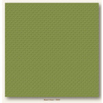 My Colors Cardstock - My Mind's Eye - 12 x 12 Mini Dots Cardstock - Beach Grass