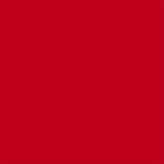 My Colors Cardstock - My Mind's Eye - 12 x 12 Classic Cardstock - Scarlet