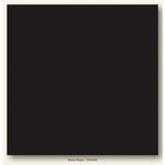My Colors Cardstock - My Mind's Eye - 12 x 12 Canvas Cardstock - Black Magic