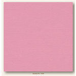 My Colors Cardstock - My Mind's Eye - 12 x 12 Canvas Cardstock - Sweetie Pie