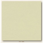 My Colors Cardstock - My Mind's Eye - 12 x 12 Canvas Cardstock - Muslin