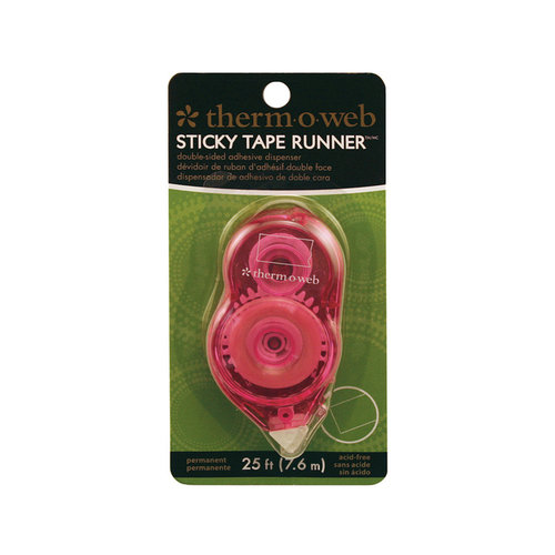 Therm O Web - Sticky Tape Runner - Permanent