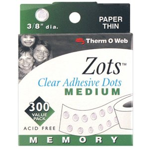 Therm O Web - Memory Zots - Medium