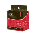 Therm O Web - Craft Zips - Clear Adhesive Lines - 24 feet