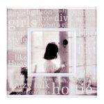 Making Memories Sheer Frames - Girl