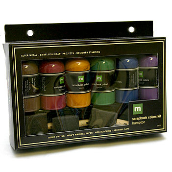 Making Memories Paint Colors Kit - Hampton