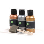Making Memories - Paint Colors Kit - 3 Pack - Metallic Effects