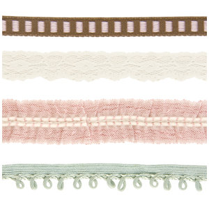 Making Memories - Trims - Noteworthy Collection - Audrey, CLEARANCE