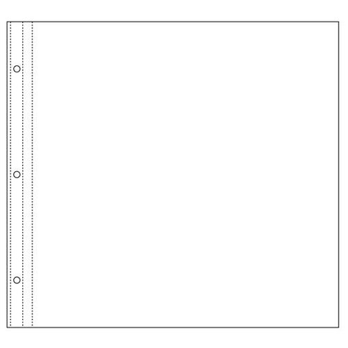 Making Memories - Noteworthy Collection - 12x12 Album Sheet Protectors