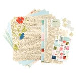 Making Memories - Passport Collection - 12x12 Page Kit