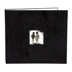Making Memories - 12x12 Corduroy Album - 3-Ring - Black, CLEARANCE