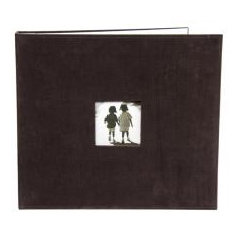 Making Memories - 12x12 Corduroy Album - 3-Ring - Brown