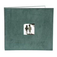 Making Memories - 12x12 Corduroy Album - 3-Ring - Green, CLEARANCE