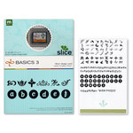 Making Memories - Slice Design Card - Basic Shapes 3